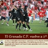 Granada a Segunda