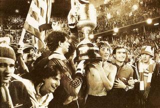 El Athletic campeón de Copa de 1984