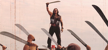 Robert Rodriguez' upcoming Machete