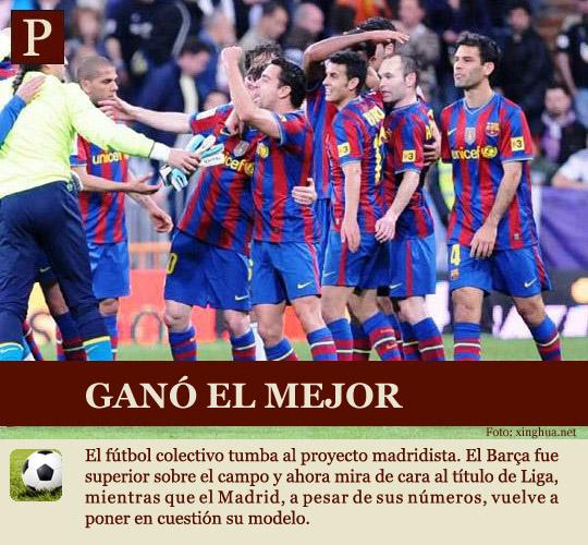 R.Madrid 0 - 2 Barça